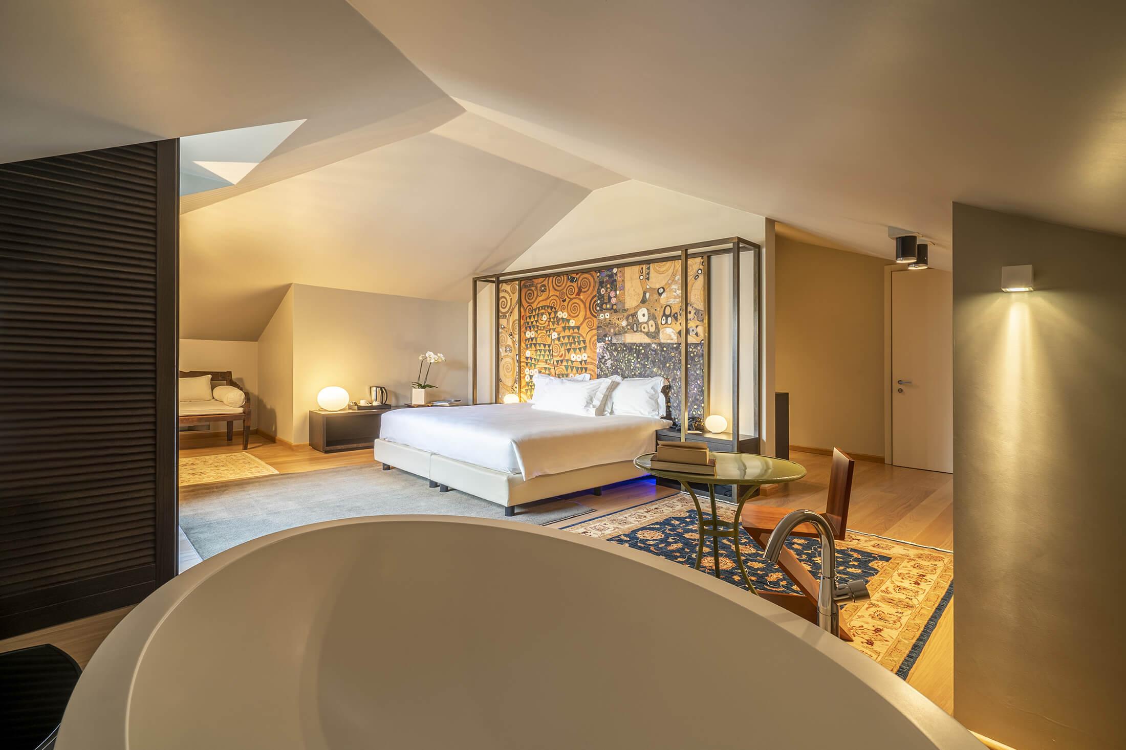 Mansard Room